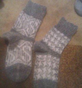 Новые! Шерстянные носки