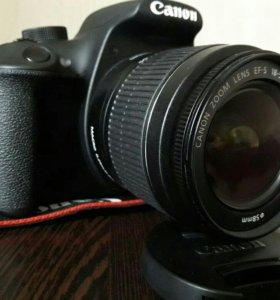 Зеркальная фотокамера CANON 1200D kit