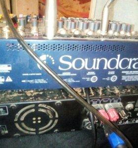 Музыкальная звуковая аппаратура