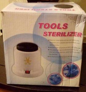 Гласперленовый стерилизатор для маникюрных инструм