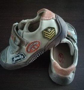 Ботиночки ботинки