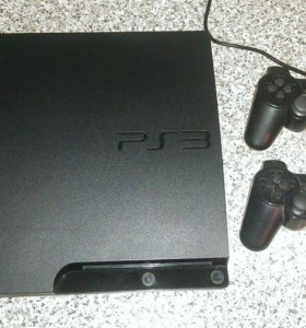 Продам PS3 Slim 320Gb