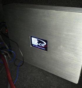 Продам усилитель моноблок kicx QS 1.350