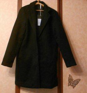 Подростковое демисезонное пальто