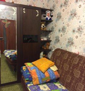 Квартира, 4 комнаты, 73.6 м²