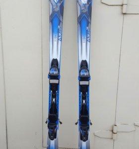 K2 AMP 76 Ti. Горные лыжи.