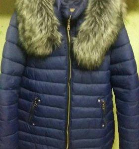 Женская-Зимняя Куртка.Размер 48-50