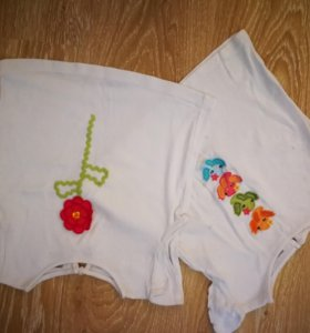 Пижама F&F на 3-4 и футболки Gymboree