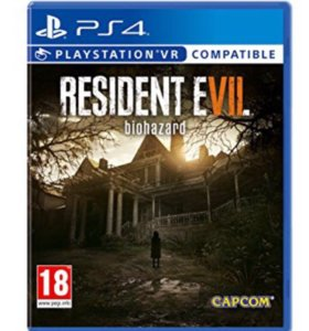 PS4 Resident 7