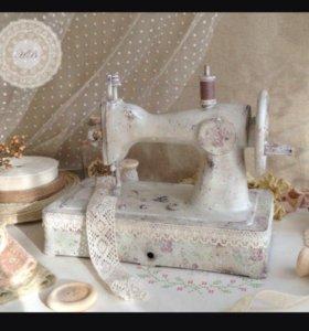 Пошив и ремонт одежды разного вида и сложности