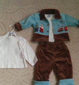 Детский костюм из 3-х предметов