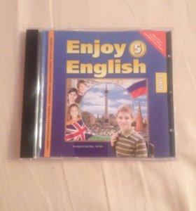 Диск по английскому языку к учебнику