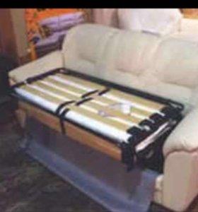 Раскладушка на диван