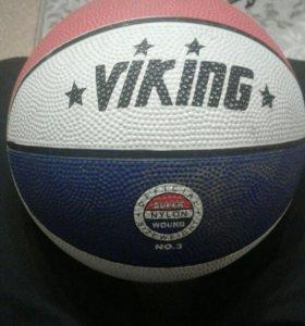 Мяч баскетбольный(маленький)