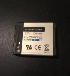 GoPro Hero2 аккумулятор