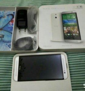 HTC One E8 Dual Sim White