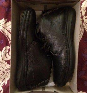 Зимние ботинки berten