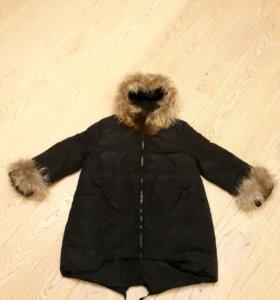 Новая теплая куртка зима