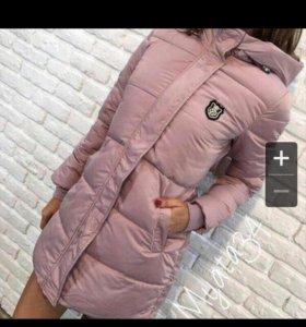 Новая куртка. Зима