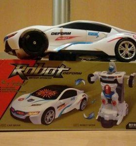 Машина-робот