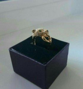 Кольцо «Золотая Львица»