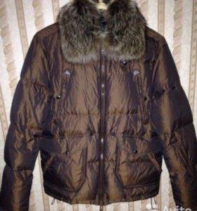 Пуховик мужской куртка зимняя
