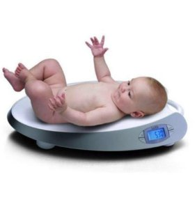 Весы для ребёнка