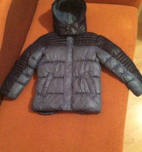 Новая зимняя куртка Германия