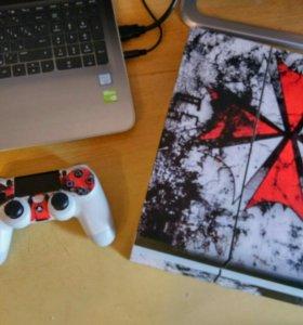 Sony Playstation 4 +игры
