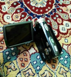 SONY видеокамера.