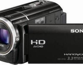 Цифровая видеокамера HD,модельHDR-CX160E