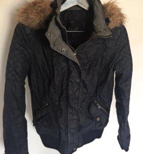 Пальто/куртки/мех.жилетка