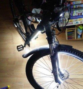 Велосипед Stinger zeta hd 27.5