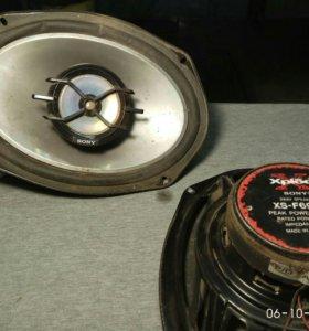 Аккустика Sony XS-F6925