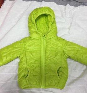 Куртка детская BabyGo весна/осень, р.74