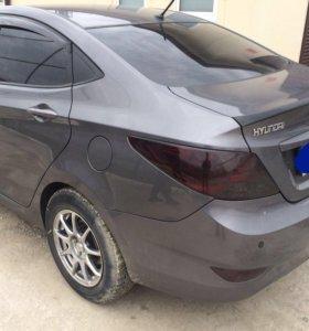 Обмен Hyundai Solaris