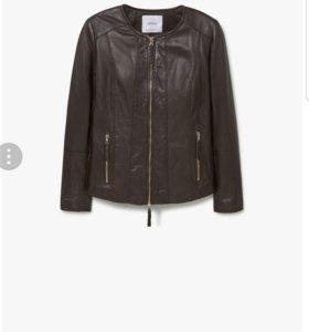 🔔Кожаная куртка MANGO L-XL🔔