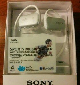 НОВЫЙ!Спортивный (подводный)плеер Sony NWZ-WS613🎧