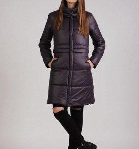 Новое зимнее пальто-пуховик