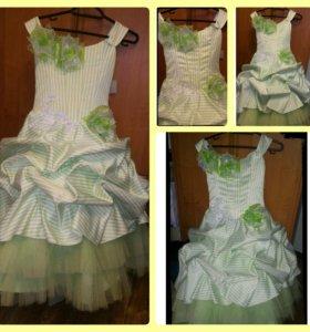 Новое платье (7-10 лет)