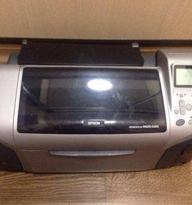 Принтер Фотопринтер Epson r300 СРОЧНО!