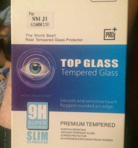 Закаленное стекло для Самсунг J1