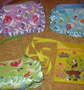 сумочки детские