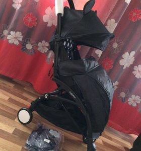 Новая легкая коляска книжка babytime аналог yoyo