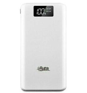 Внешний аккумулятор PADO® 21200mAh power bank 1A 2