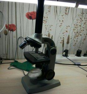 Микроскоп школьный УМ-301