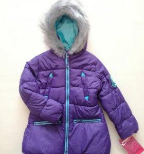 Новая куртка Hawke&Co