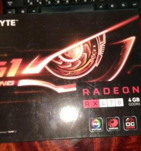 Gigabyte Radeon RX 470 G1-gaming 4Gb