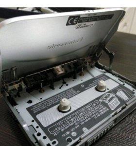 Кассетный плеер Panasonic RQ-SX57 полный комплект