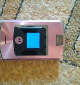 Motorola V3i